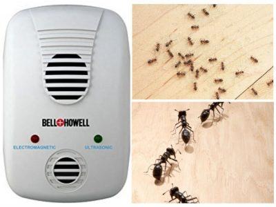 ультразвуковые отпугиватели муравьев отзывы